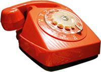 telephone oxo